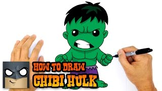 How to Draw Hulk | The Avengers
