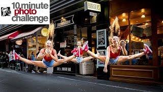 RYBKA TWINS Crash 10 Minute Photo Challenge in Australia (Big Announcement!)