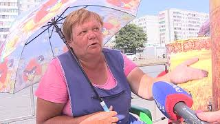 В Омской области вновь побит температурный рекорд