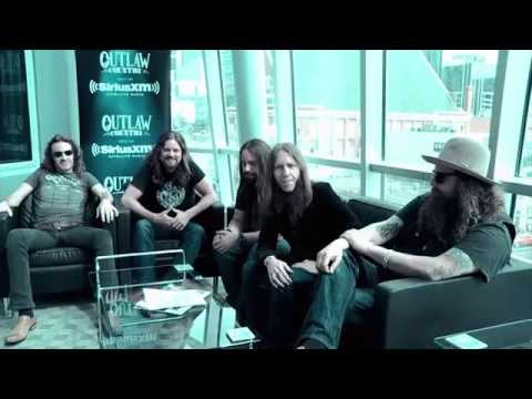Blackberry Smoke • Sirius XM Outlaw Country Cruise 2016!