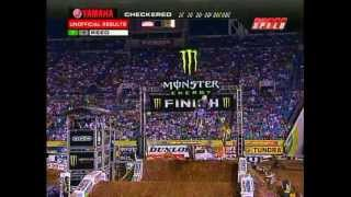 2009 AMA Supercross Rd 14 Jacksonville