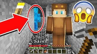 MINECRAFT BLUE STEVE CAUGHT MOOSECRAFT!