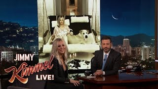Kaley Cuoco Has the Swing We All Need