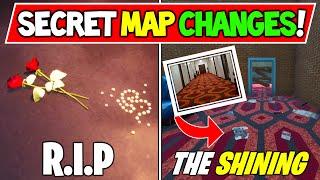 *NEW* Fortnite X BATMAN SECRET MAP CHANGES & Easter EGGs! +