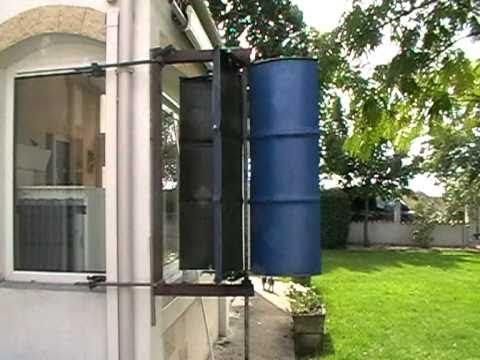 Eolienne Pour Maison : eolienne axe vertical maison 1 essai mod youtube ~ Nature-et-papiers.com Idées de Décoration