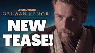 "Exciting News For Obi-Wan Kenobi! | Ewan McGregor Teases ""Different Experience"" (Star Wars News)"