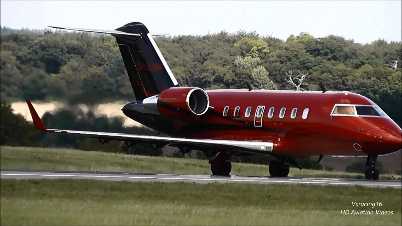 Lewis Hamiltons $30 million Private Bombardier Challenger ...