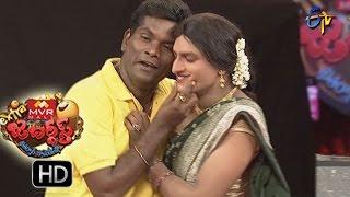 Chammak Chandra Performance | Extra Jabardasth |28th October 2016  | ETV  Telugu