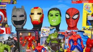Superhero Toys: Batman, Spider man, Avengers & Hulk Toy Vehicles for Kids