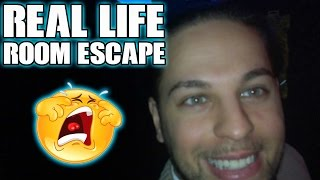 Real Life Room Escape Group Challenge!