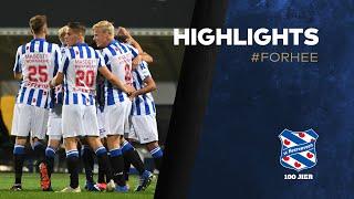 Highlights   Fortuna Sittard - sc Heerenveen   Eredivisie 2020/2021