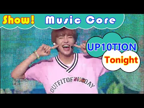 [HOT] UP10TION - Tonight, 업텐션 - 오늘이 딱이야 Show Music core 20160827
