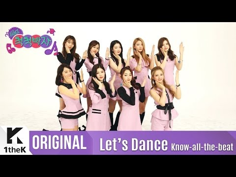 Let's Dance: gugudan(구구단)_Ladies with Various Charms are in gugudan! _A Girl Like Me(나 같은 애)