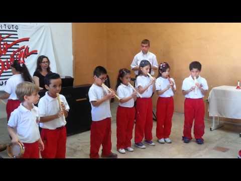 Coro de Flautas