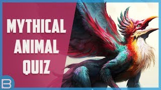 Which Mythical Animal Is Your Best Friend?