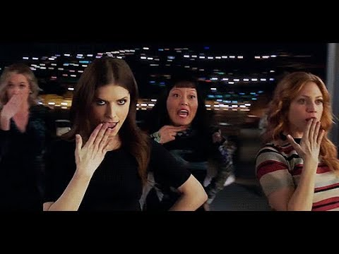 Pitch Perfect 3 - Toxic (Soundtrack Music Video) No Fat Amy Fight Scene
