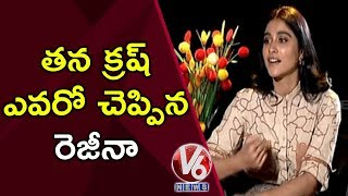 Regina Cassandra Opens Up On Her Crush-Interview..