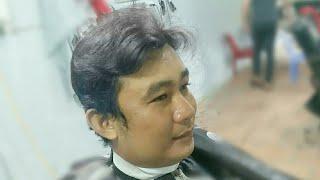 Kiểu tóc thích hợp nhất cho người có khuôn mặt To_Tròn ...!