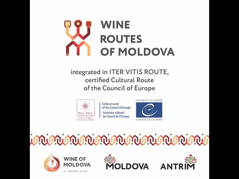 The Wine Routes of Moldova have successfully adhered to the ITER VITIS ROUTE, the European Cultural Route of the Vine and Wine 'Iter Vitis – Les Chemins de la Vigne', promoted by the European Federation Iter Vitis and certified 'Cultural Route of the Council of Europe'