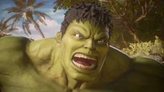 Marvel vs. Capcom: Infinite - Sztori Trailer