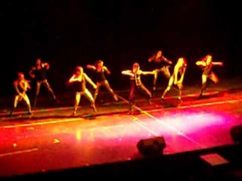 coreografia de new staly, pop, hip hop, funky, NUEVA GENERACION