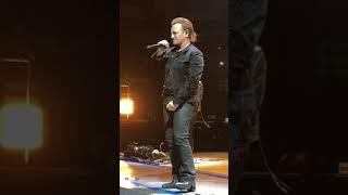 U2 Berlin 2018-09-01 Bono says sorry!! He can not sing!!
