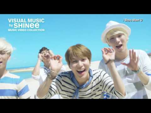 「VISUAL MUSIC by SHINee~music video collection~」Special Digest映像