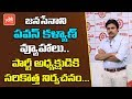 Pawan Kalyan new strategies as Jana Sena Party chief