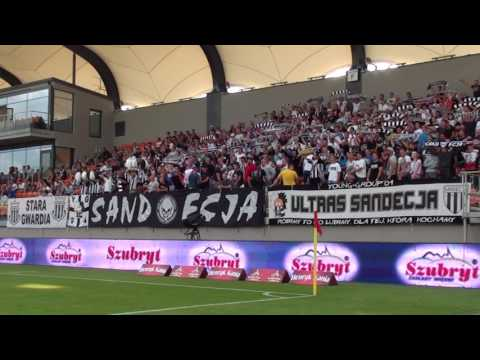 KS Lechia Gdansk vs MKS Sandecja Nowy Sacz