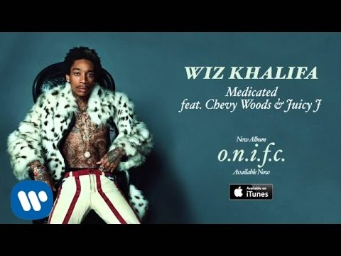 Medicated (feat. Chevy Woods & Juicy J)