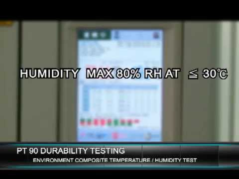 Argox PT90 - Computadora Móvil - Test de Durabilidad