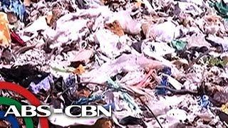 Kompanyang nagpuslit ng basura mula South Korea, may notice of violation