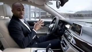 بالفيديو الكشف عن الجيل الجديد من سيارة بي ام دبليو الفئة السابعة.     -