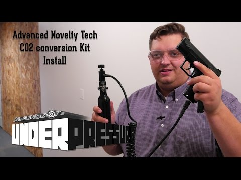 Advanced Novelty Tech C02 Adapter Install