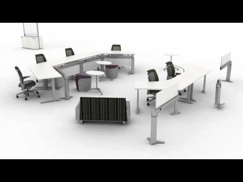 NeoCon Animation - Agile Workspace