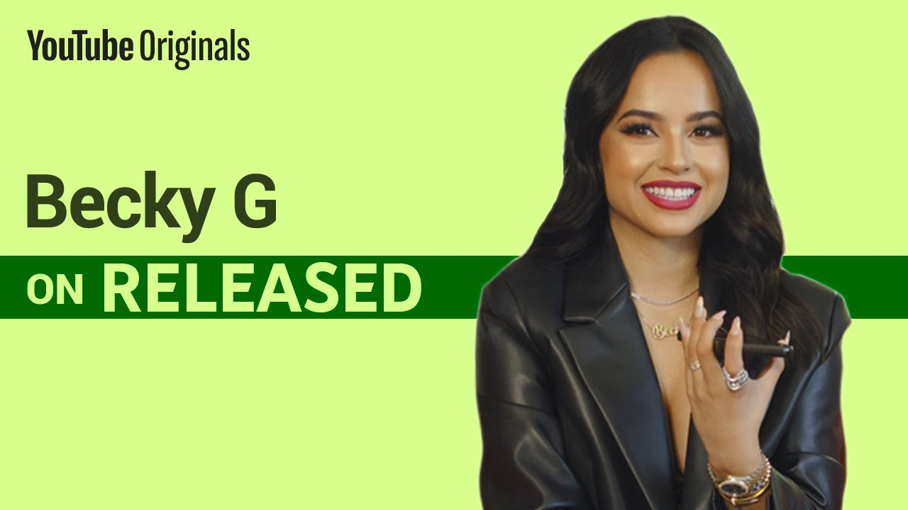 Becky G Calls Her Mom | RELEASED