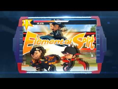 BoBoiBoy: EjoJo Attacks Gameplay