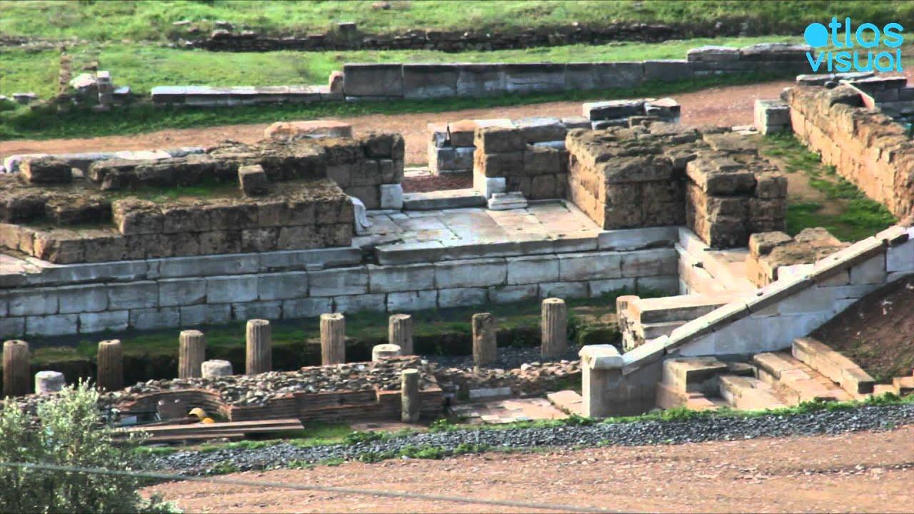 Ancient Messini Peloponnese