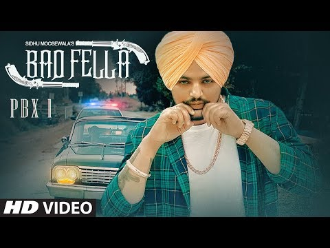 Badfella Video - PBX 1 - Sidhu Moose Wala - Harj Nagra