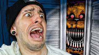 COMPLETANDO FIVE NIGHTS AT FREDDY'S 4 | Robleis