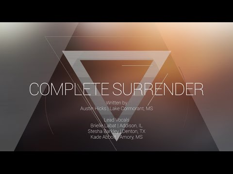 Complete Surrender | OMNIPOTENT | Indiana Bible College