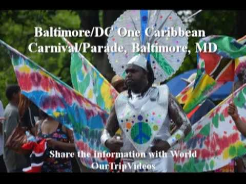 Pictures of Baltimore/ Washington One Caribbean Carnival(DC Festival) Parade, Baltimore, MD, US