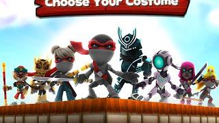 Ninja dash #2 tiếp tục chuyến phiêu lưu và đánh bại được...../.........boss màn ?????????