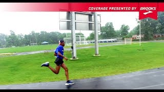 Workout Wednesday Waleed Suliman Brooks PR Mile Prep