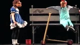 Clown Mime Mask Habbe & Meik Pipifaxen