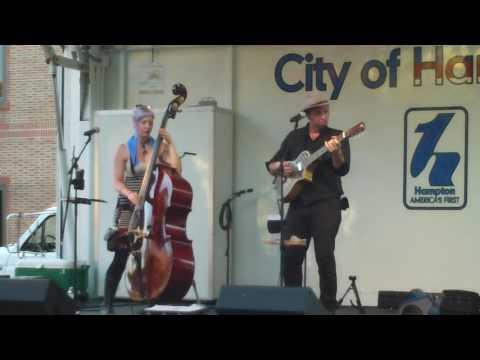 Roebuck  - Full Set -  Live at The Downtown Hampton Block Party in Hampton, VA