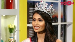 Miss India World 2019 Suman Rao on how she entered Miss In..