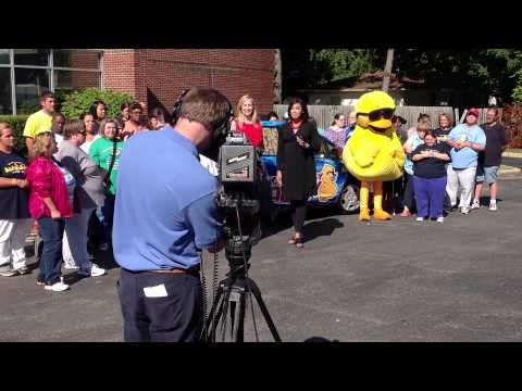 2013 Harbor House Ken-Ducky Derby PSA with WLKY