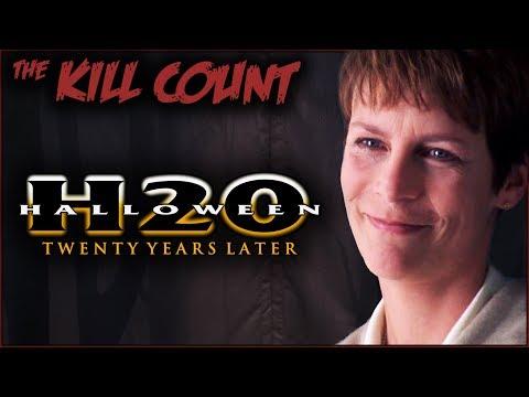 Halloween H20 (1998) KILL COUNT