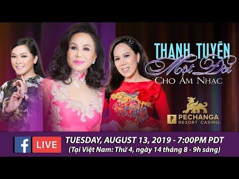 Livestream với Thanh Tuyền, Như Quỳnh, Mai Thiên Vân - August 13, 2019